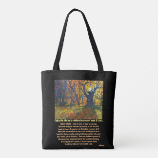 Haupt- und Herz - Natur-Tasche Tasche