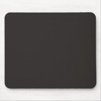 Hauptsächlich hübsche schwarze Farbe Mousepad