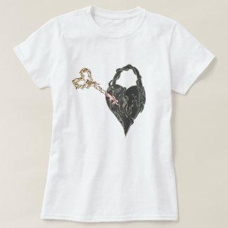 Hauptschlüssel zu meinem verschlossenen Herzen T-Shirt