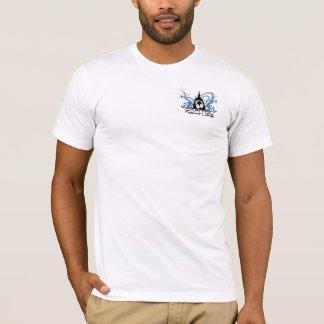 Hauptstadts-Nachtleben - Trance/progressiver T - T-Shirt