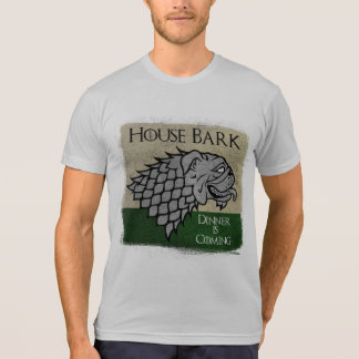 Haus-Barke - Abendessen kommt T-Shirt