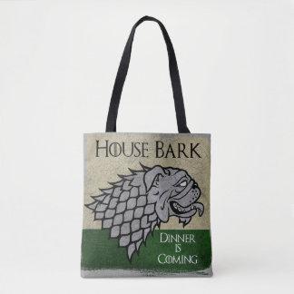 Haus-Barke - Abendessen kommt Tasche