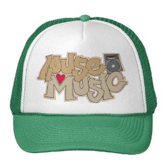 Haus-Musik-Hut Netzkappe