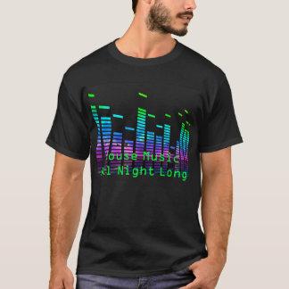 Haus-Musik-T - Shirt