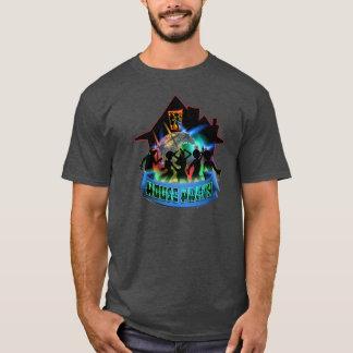 Haus-Party - angesagter Hopfenstraßen-Abnutzung T T-Shirt