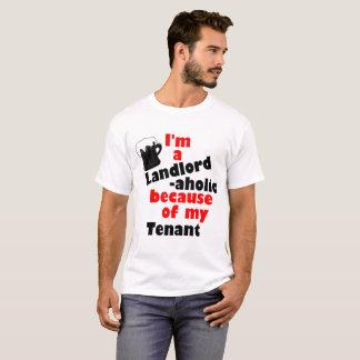 Hauseigentümer - aholic Shirt für Betonen-Heraus