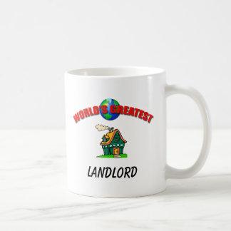 Hauseigentümer-weltbeste Tasse