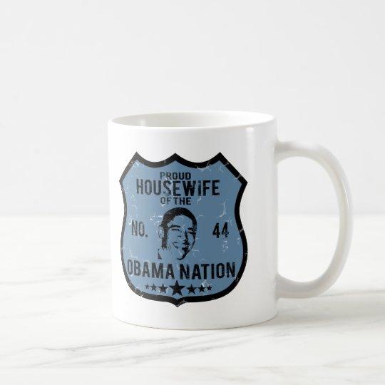 Hausfrauobama-Nation Kaffeetasse