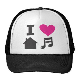 Hausmusik der Liebe I Baseball Cap