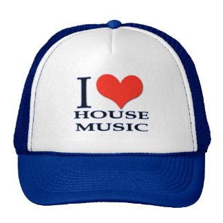 Hausmusik der Liebe I Baseballcaps