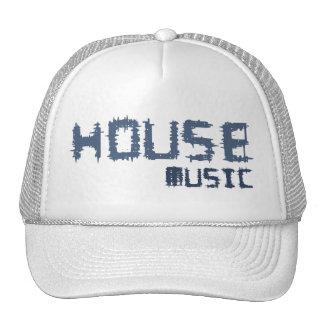 Hausmusikhüte Netzkappe