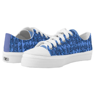 Hausschuhe Low Top Niedrig-geschnittene Sneaker