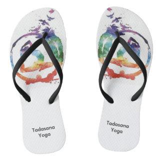 Hausschuhe Tadasana Yoga Flip Flops
