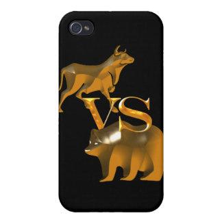 Hausse gegen Baissemarkt iPhone 4 Cover
