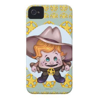 HAUSTIER-COWBOY iPhone 4 BT iPhone 4 Hüllen