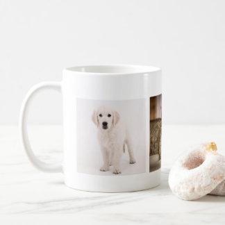 Haustier-Foto personalisiert Kaffeetasse