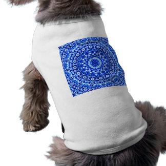 Haustier-Kleidungs-Mandala Mehndi Art G403 Top