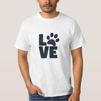 Haustier-Liebe-T - Shirt