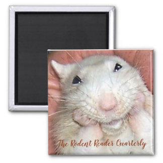 Haustier-Ratte Bridget Magnet