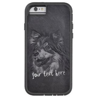 Haustier-Sorgfalt-Pflegensitzender entzückender Tough Xtreme iPhone 6 Hülle