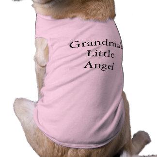 Haustier-T-Stück:  Das Engelchen der Großmutter Shirt