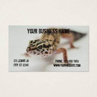 Haustier-Versorgungs-Visitenkarte Visitenkarte