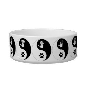 Haustiere - Schüssel (mittlere Keramik mit