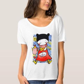 Haustiertier-Freund-Liebe-Geschenk-Shirt T-Shirt