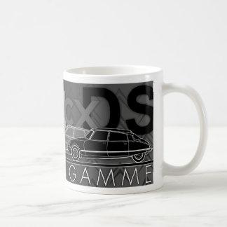 """""""Haute de Gamme"""" a illustré la tasse de voiture de"""
