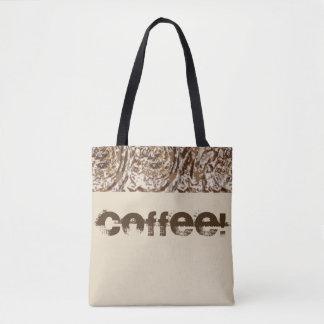 Haute Kaffee-Couturen auch! Tasche