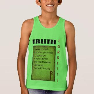 Havamal Wahrheit Tank Top