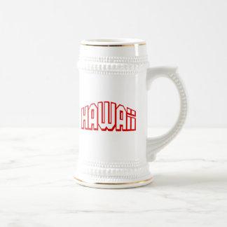 Hawaii Bierglas