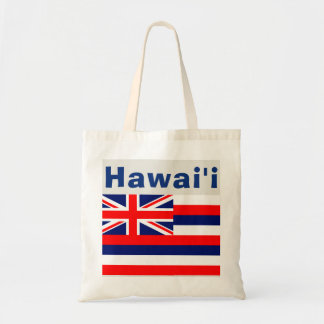 Hawaii-Hawaiianer-Flagge Tragetasche