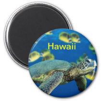 Hawaii-Kühlschrankmagnet Runder Magnet 5,7 Cm