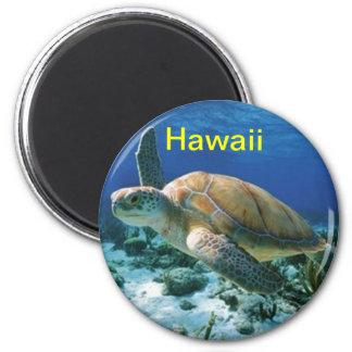 Hawaii-Magnet Runder Magnet 5,1 Cm