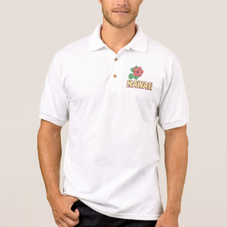 Hawaii-Polo-T-Shirt Poloshirt