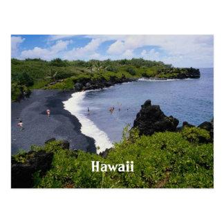 Hawaii Postkarte