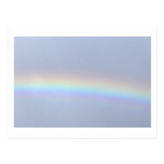 Hawaii-Regenbogen-Postkarte Postkarte
