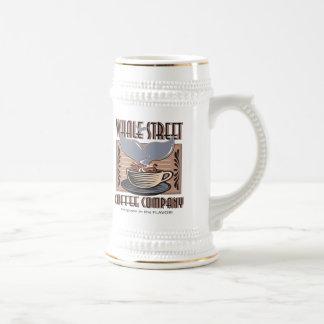 Hawaii Whale Street Coffee Company Bierglas