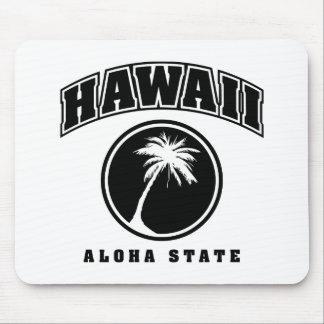 HawaiiAloha Staat Mauspads