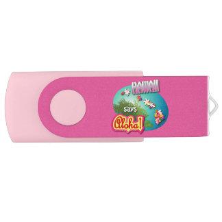 Hawaiische Art USB Stick