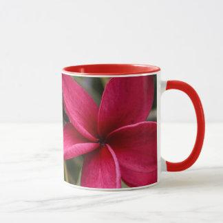 Hawaiische Blumen-Tasse Tasse