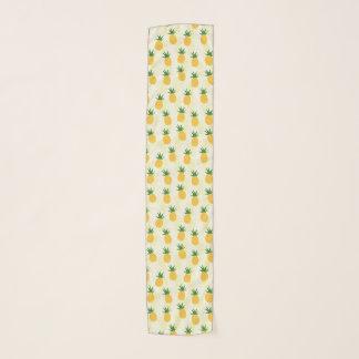 Hawaiisches Ananas-Muster-tropischer Entwurf Schal