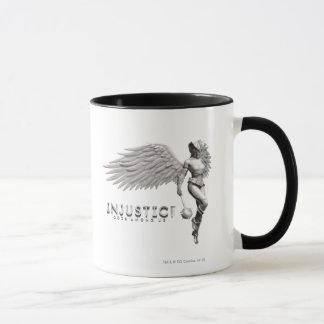 Hawkgirl Tasse