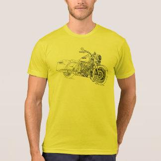 HD RoadKing nacktes 2017 T-Shirt