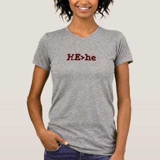 HE>he T-Shirt