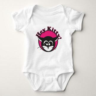 He Miezekatze! Baby Strampler