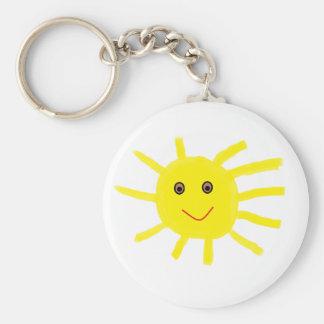 He Sonnenschein Schlüsselanhänger