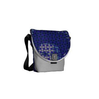 He - zeitgenössische entworfene Bote-Tasche Kurier Taschen