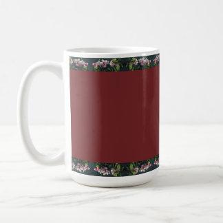 Heade Apple Blüten-Blumen-Blumenordnungs-Tasse Kaffeetasse